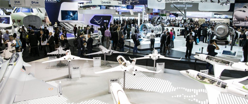 NETCOM GROUP AL PARIS AIR SHOW 2015