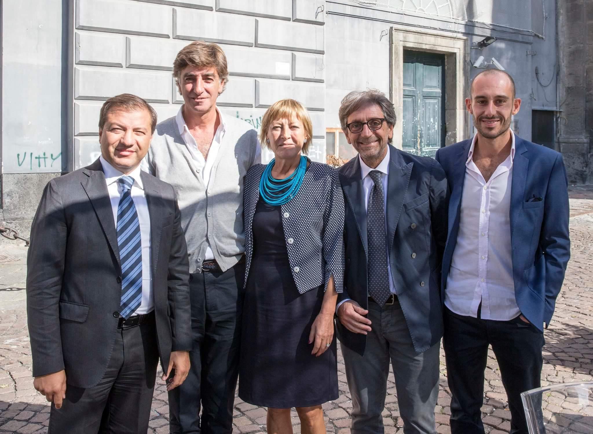 Netcom Group alla consegna del Premio Civitas 2015