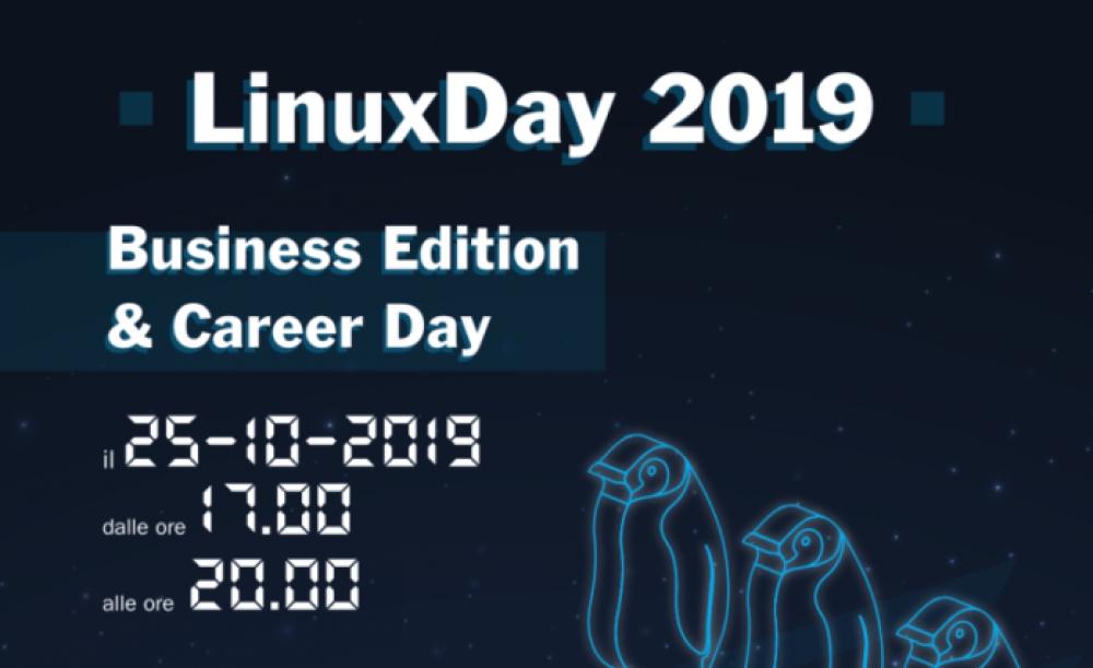 NETCOM GROUP AL LINUX DAY NAPOLI 2019