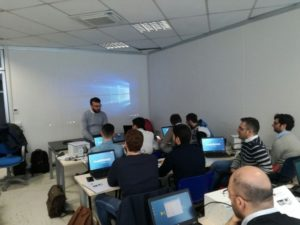 WORKSHOP SUI SISTEMI DI TEST HIL NEL QUARTIER GENERALE DI NETCOM GROUP