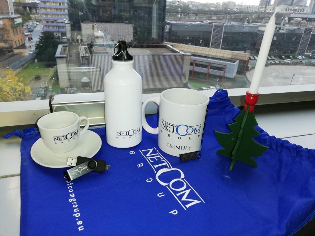 NetCom Group: azienda di ingegneria che si converte al #plasticfree