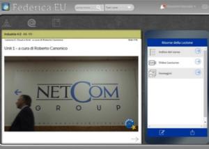 Cloud Computing: ecco la video lezione dell'Università Federico II nei laboratori di NetCom Group