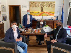 """COVID19: NetCom Group dona un sanificatore certificato all'Istituto Nazionale Tumori """"Fondazione Pascale"""""""