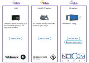 L'M3 platform di NetCom Group inserito nel catalogo di IABM